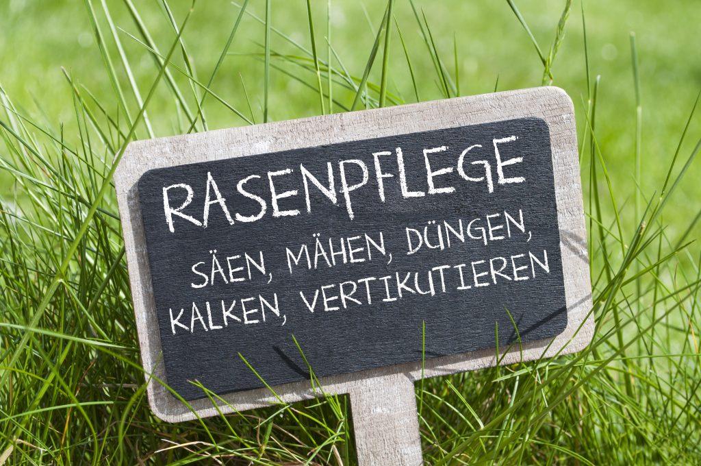 Rollrasen Pflegen - Nachhaltige Rasenpflege ist extrem wichtig.